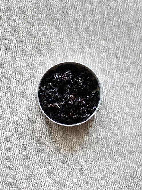 Organic Dried Blackcurrant