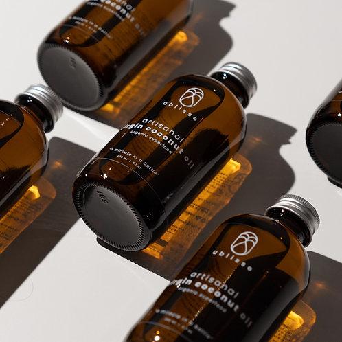 Ublisse Artisanal Virgin Coconut Oil (230ml)