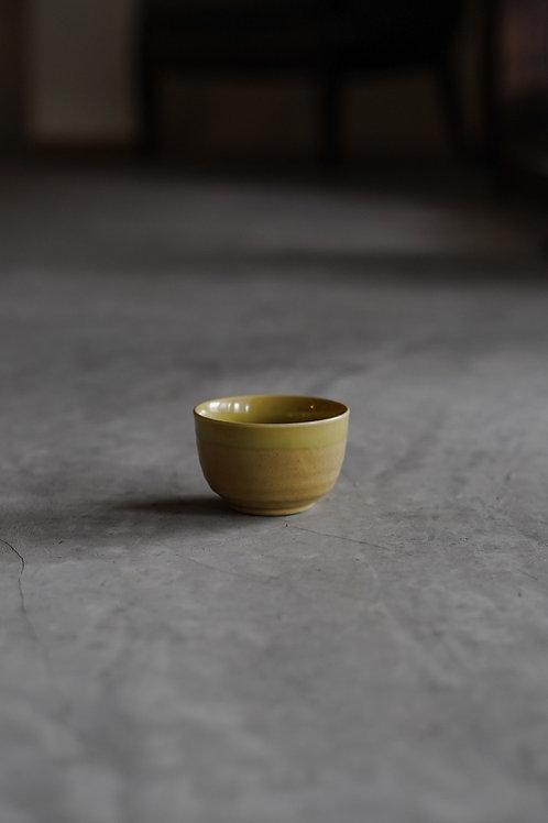 Mustard Mino Tea Cup