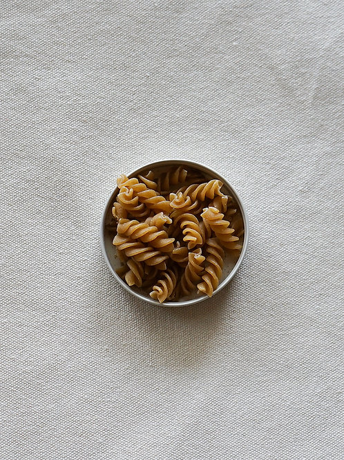 Organic Wholewheat Fussili