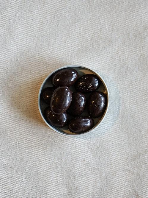 Almond, Dark Chocolate Covered