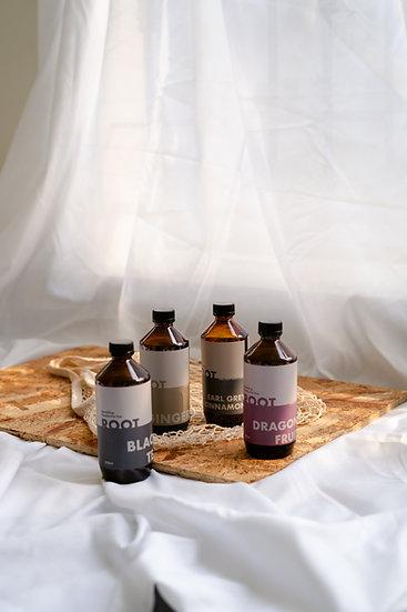 Starter Pack (4 Bottles)