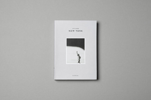 Cereal City Guide: New York Guidebook