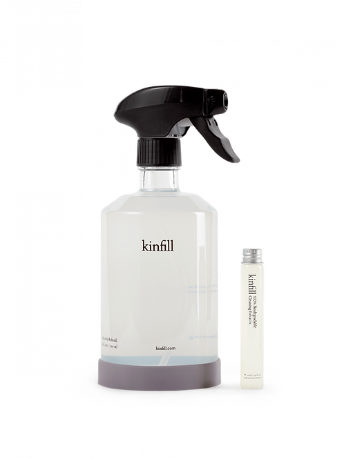 Kinfill Glass & Mirror Cleaner