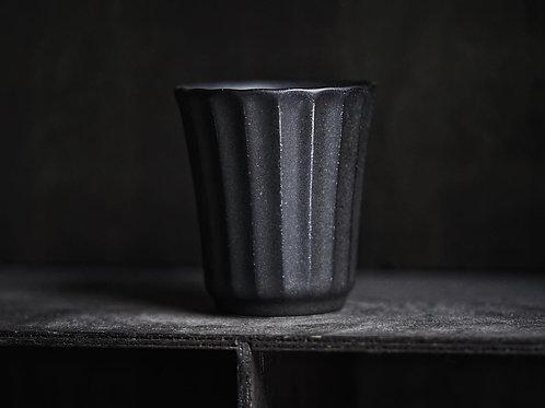 Kasumi Black Sake Cup