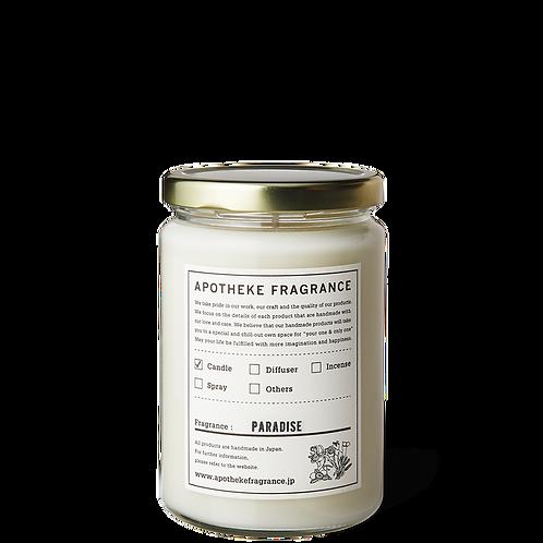Paradise - Organic Soy Wax Glass Jar Candle