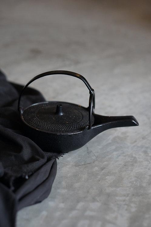 Nanbu Testsubin Black Iron Kettle 110034