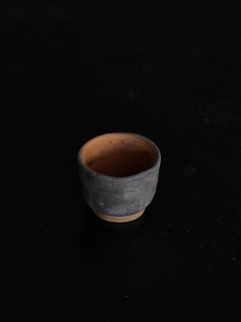 Vintage Bizenyaki Sake Cup Set