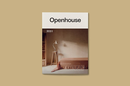 Openhouse Magazine Issue N14