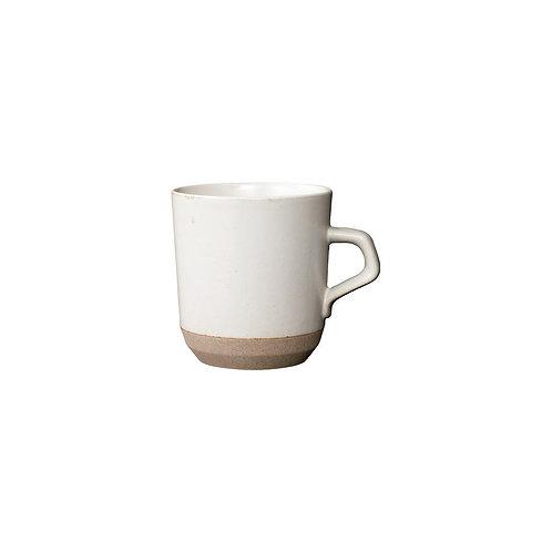CLK-151 Ceramic Lab White Mug