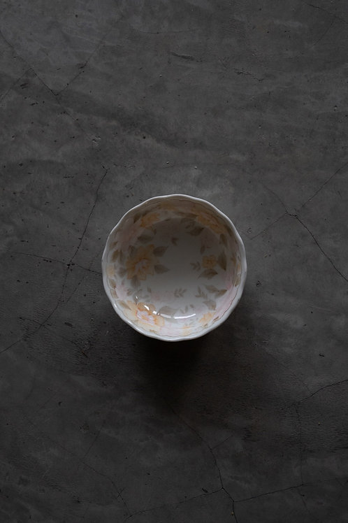 Vintage Flora Bowl 110017