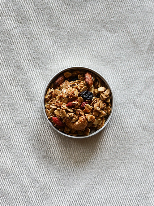 Amazing Graze Blueberry Goji Coconut Granola