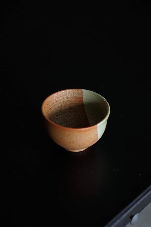 Minoyaki Two Tones Glazed Bowl