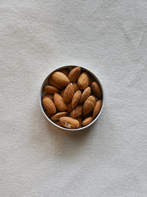 Natural & Raw Almond