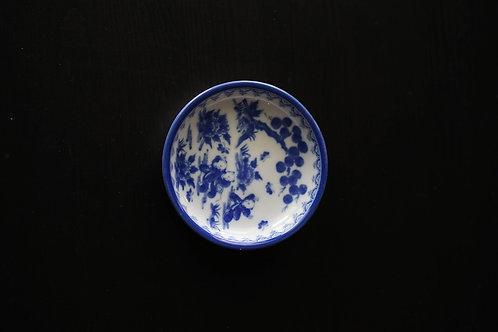 Vintage Ceramic Sauce Plate