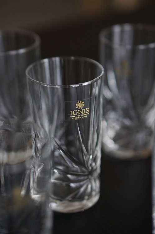 Aderia Japan Ignis Glass Set