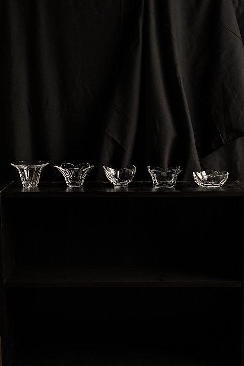 Hoya Japan Crystal Glass Bowl Set
