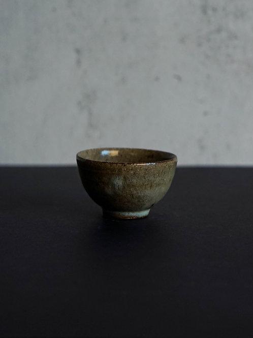Vintage Bizenyaki Sake Cup