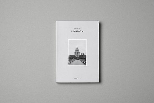 Cereal City Guide: London Guidebook