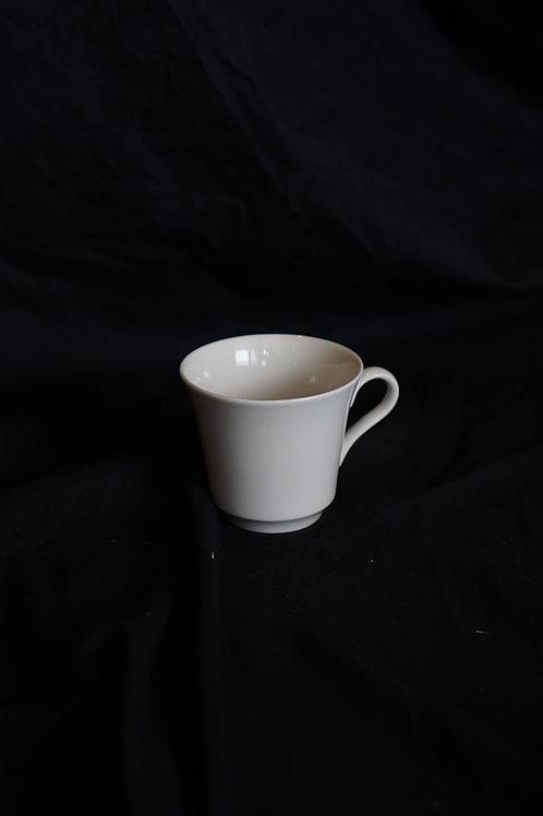 Vintage White Ceramic Mug 110035