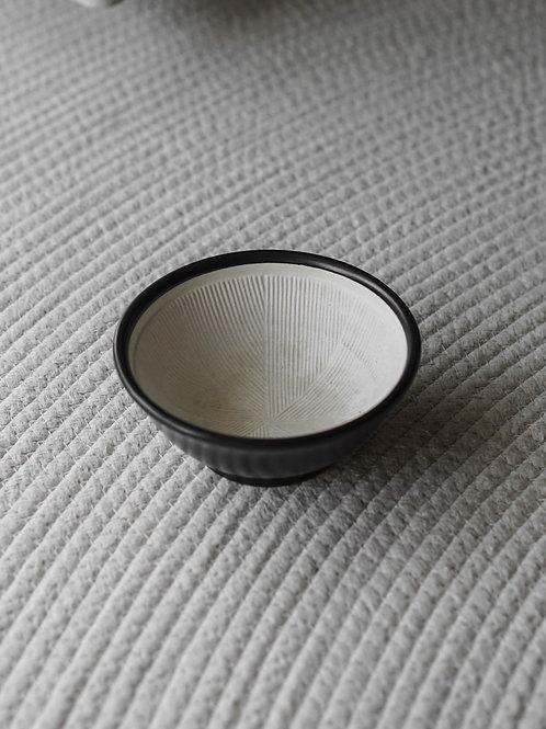Black Suribachi Bowl