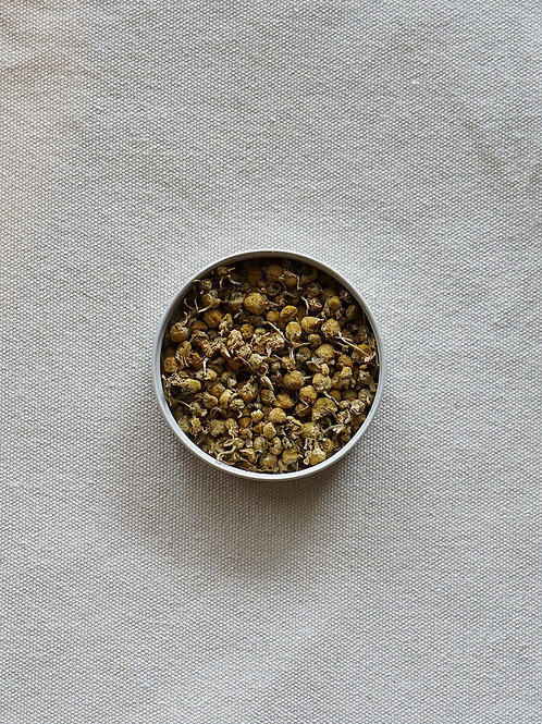 Premium Chamomile Loose Tea Leaves