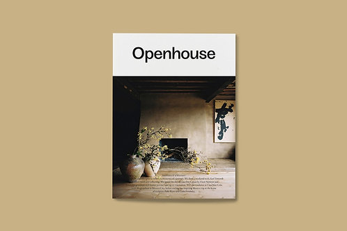 Openhouse Magazine Issue N13