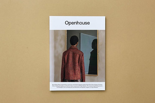 Openhouse Magazine Issue N10