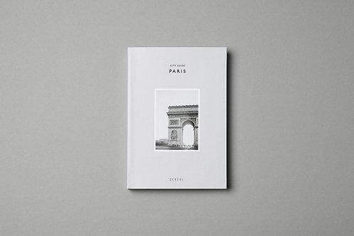 Cereal City Guide: Paris Guidebook