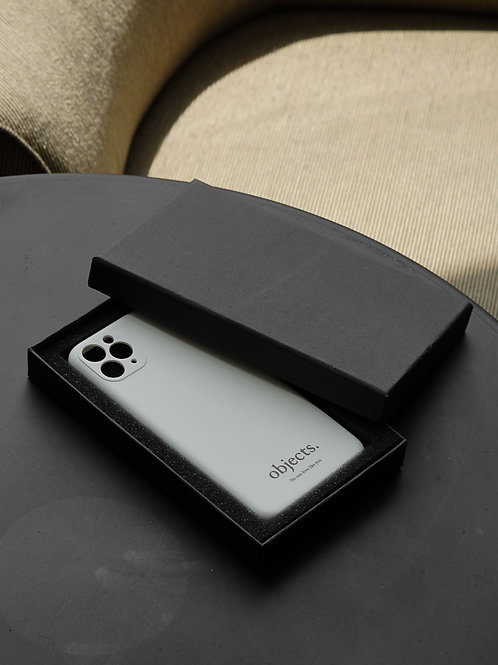 OBJECTS Silicon IPhone Case