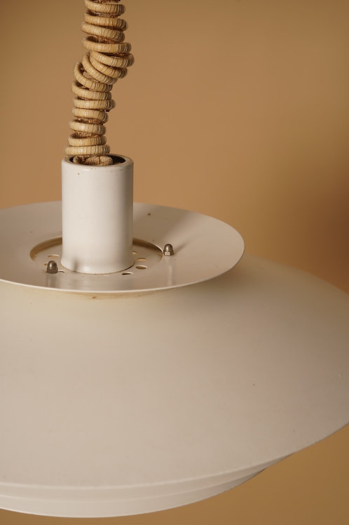 Vintage Multi-layer Hanging Lamp by Form Light Denmark, 1980s