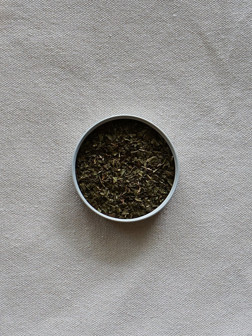 Premium Peppermint Loose Tea Leaves