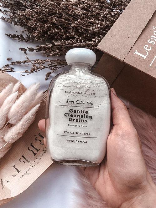 Rose Calendula Gentle Cleansing Grains