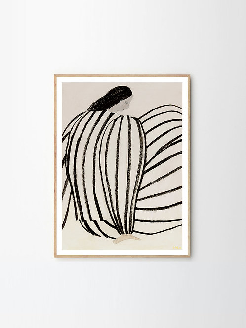 """You"" by Sofia Lind (50cm x 70cm)"