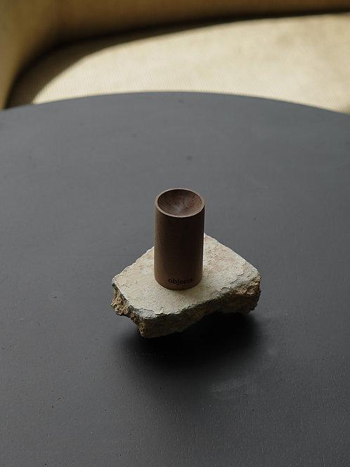 Dark Walnut Wood Essential Oil Diffuser
