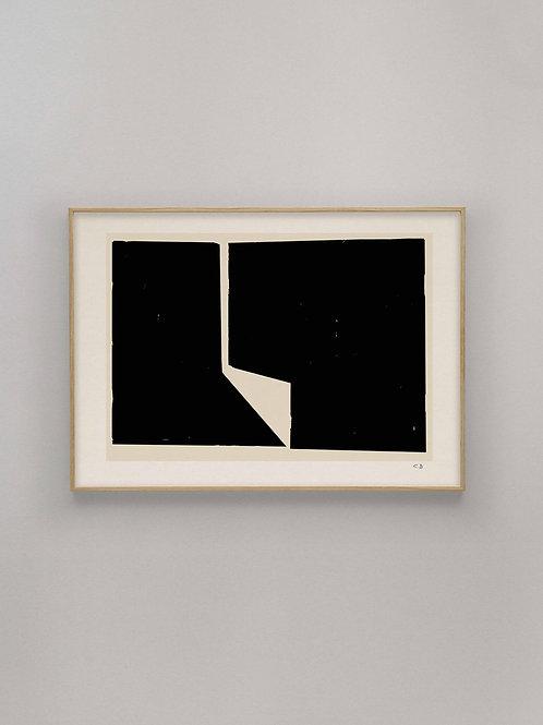 Facesing, Alium, 50cm x 70cm