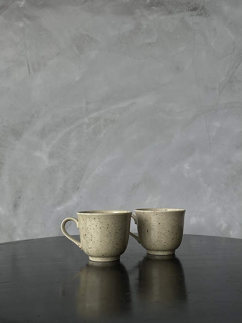 Vintage Shiragaki Cups (set of 2)