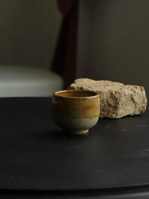 Vintage Minoyaki Sake Cup