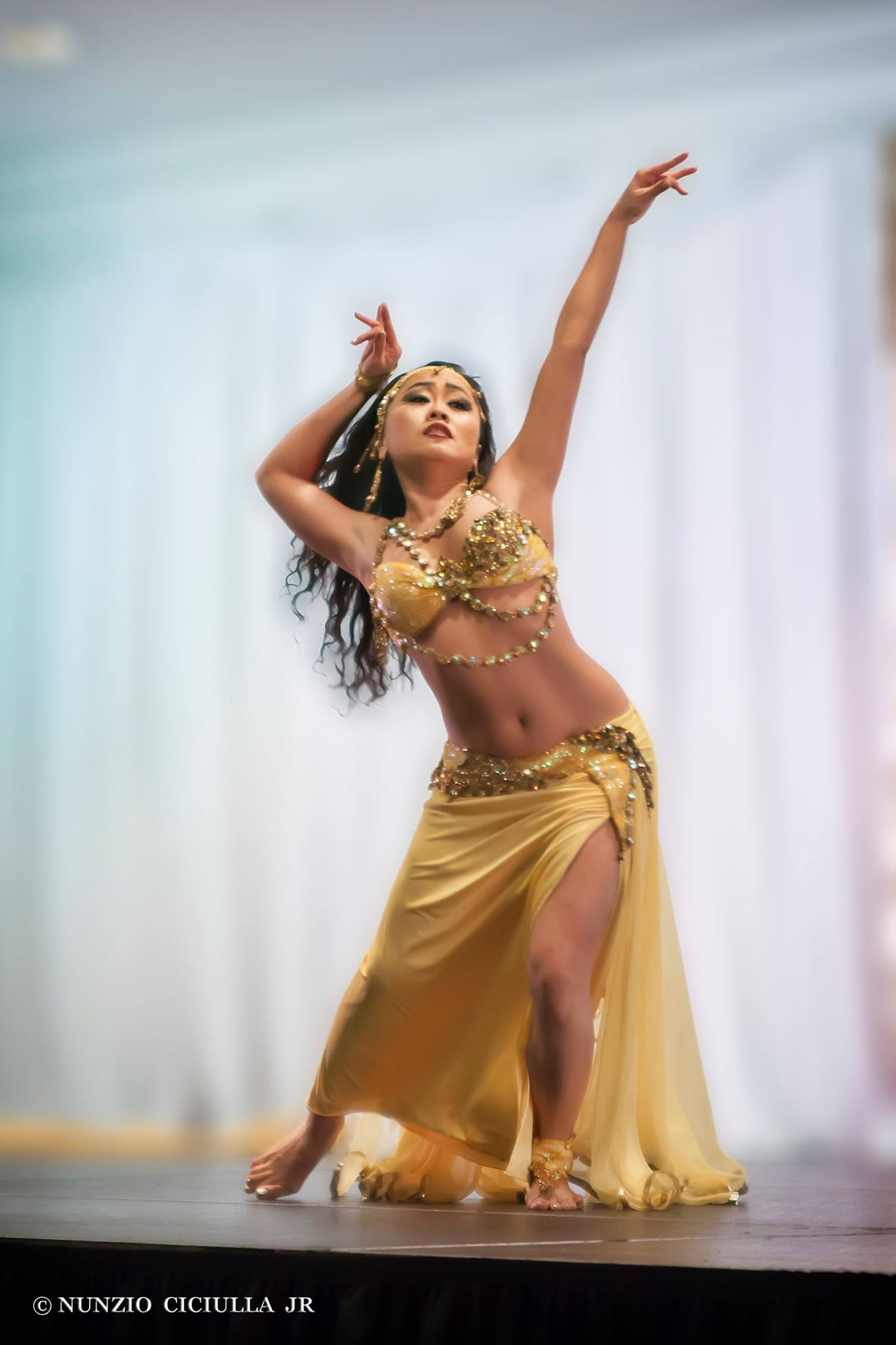 Roxy Belly Dancer 2015