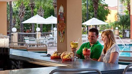 Resort Pool Bar