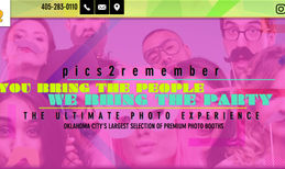 pics2remember | You Bring The People + We Bring The Party pics2remember photo booths make your event memorab...