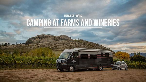 Harvest Hosts | Prairie Rattler Winer | Shidler Oklahoma