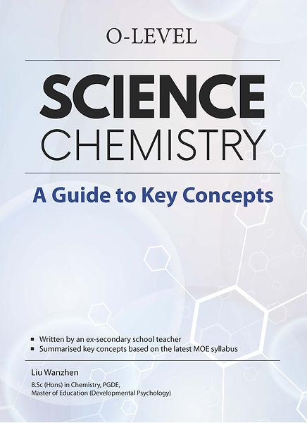 O-Level Science Chemistry Key Concepts Guide Book