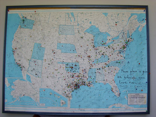 The Story Of Our USA Map