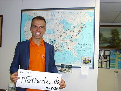 Smoker From Netherlands
