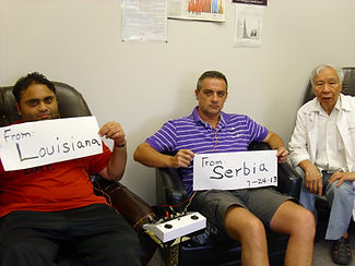 Tobacco Users from Louisiana and Serbia
