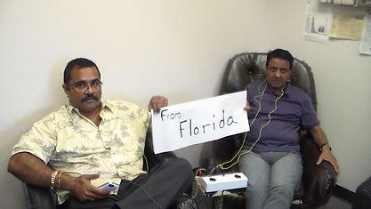 Nicotine users form Florida