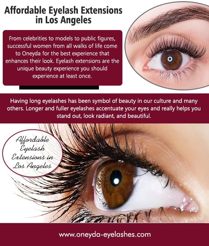 Eyelash Extensions Salons In Los Angeles Oneyda Eyelashes Know