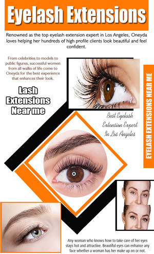 The Benefits Of Lash Extensions