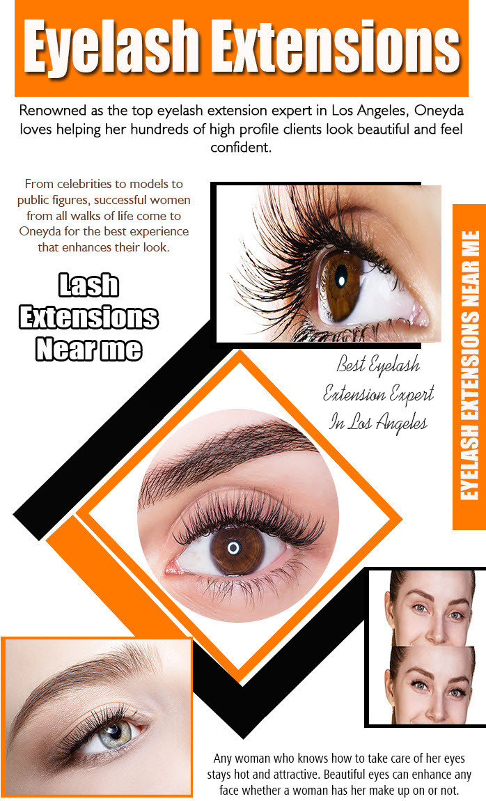The Benefits Of Lash Extensions​